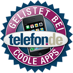 gelistet bei coole Apps