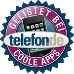 gelistet bei coole Apps
