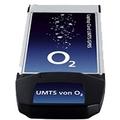 o2 Laptop Card UMTS/GPRS Tri-Band U630