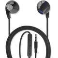 4smarts In-Ear Stereo Headset Melody 3,5mm Audiokabel 1,2m schwarz