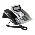 Agfeo ST40 S0-Systemtelefon, silber