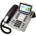 Agfeo Systemtelefon ST 45 IP-Version, silber