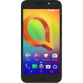 Image of Alcatel A3 Smartphone (12,7 cm (5 Zoll) Display, 16 GB Speicher, Android 6.0) Schwarz