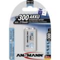 Ansmann maxE+ 9V E-Block Accu 250mAh,