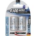 Ansmann maxE Baby Accu 4.500 mAh 2er Blister,