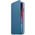 Apple iPhone XS Max Leather Folio cape cod blue
