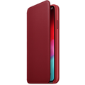 Apple iPhone XS Max Leather Folio (PRODUCT) RED