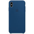 Apple iPhone XS Max Silicone Case blue horizon