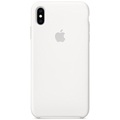 Apple iPhone XS Max Silicone Case white