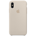 Apple iPhone XS Silicone Case stone
