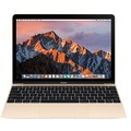 "Apple MacBook 12"" (Modell 2017) - 1.2 GHz Dual-Core m3 - 8 GB - 256 GB SSD - gold"