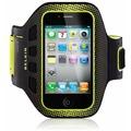 Belkin EaseFit Sportarmband f�r iPhone 4/4S, schwarz-gelb