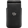 Blackberry Leather Pocket f�r Z10, schwarz