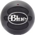 Snowball Gloss Black - USB Kondensatormikrofon,...