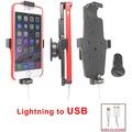 Brodit Apple iPhone 6 Plus KFZ-/Autohalterung für Kabelbefestigung