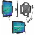 Brodit PDA Halter aktiv Samsung Galaxy Tab S2 9.7 mit USB-Kabel