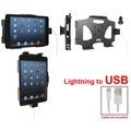 Brodit Aktivhalter mit Pass-Through für iPad mini (Lightning-Kabel)