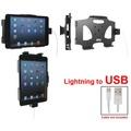 Brodit Halter mit Pass-Through für iPad mini (Lightning-Kabel)