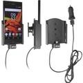 Brodit PDA Halter aktiv Sony Xperia XZ mit USB-Kabel
