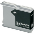 Image of Brother LC1000BK Schwarz Original Tintenpatronen Pack of 1