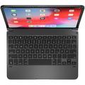 BRYDGE  Aluminum Bluetooth Tastatur, Apple iPad Pro 11 (2018), space grau, BRY4012G