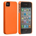 case-mate barely there f�r iPhone 4 / 4S, neon-orange