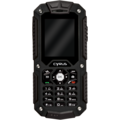 CM6 - Outdoor Handy - Dual Sim - schwarz