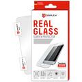 Displex Displex, Real Glass 0,33mm + Rahmen, Samsung A600F Galaxy A6 (2018), Displayschutzglasfolie