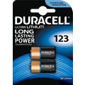 Duracell Batterie Lithium - Photo - CR123A - 3V Ultra - (2-Pack)