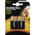 Duracell MN 1604 Plus Power 9 Volt 2er Blister,