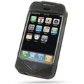 Eixo BiColor Ledertasche Business für Apple iPhone