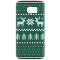 Case Ugly Xmas Sweater for Galaxy S7 Edge grün ...