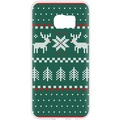 Case Ugly Xmas Sweater for Galaxy S7 grün fuer ...
