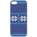 Case Ugly Xmas Sweater for iPhone 5/5S/SE blau ...
