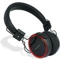 Fontastic Bluetooth Kopfh�rer Pogo schwarz mit integrierter Freisprecheinrichtung