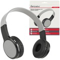 Fontastic Essential Drahtloses On-Ear Headphone HP1 sw/grau BT High Quality Speaker, Mic and Line-In