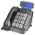 geemarc CL400 Verstärkertelefon mit Hoch-/Tieftonregelung und Rufnummernanzeige