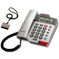 Hagenuk BIG 100 SOS Notruf-Telefon inkl. Fernbedienung