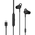 Huawei Active Noise Canceling Earphone 3, CM-Q3, Black