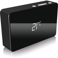 ICY BOX Power Bank mit Wecker & Thermometer & Kalender, 5.000mAh, bei Telefon.de