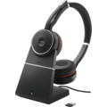 Jabra Evolve 75 MS DUO, Bluetooth, USB Dongle & Ladestation