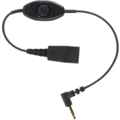 Jabra LINK Kabel - Quick Disconnect auf 3,5mm Klinke