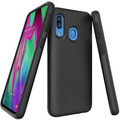 JT Berlin BackCase Pankow Solid, Samsung Galaxy A40, schwarz, 10570