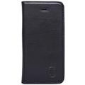 JT Berlin LederBook Tegel - Apple iPhone SE/5/5S - schwarz neu