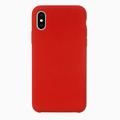 JT Berlin SilikonCase Steglitz, Huawei Mate 20 Lite, rot