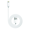 Kanex Charge/Sync-Kabel - Apple Lightning auf USB-A - 1.20m - weiß