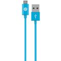 Kanex Charge/Sync-Kabel - Micro-USB auf USB-A - 1.20m - blau