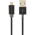 Kanex Charge/Sync-Kabel - Micro-USB auf USB-A - 1.20m - schwarz