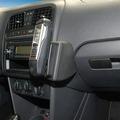 Kuda Lederkonsole für VW Polo 6R (06.2009-) Echtleder schwarz