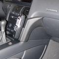 Kuda Lederkonsole für Audi Q7 ab 03/06 Mobilia / Kunstleder schwarz neue Ausf.